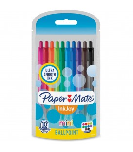 PAPER MATE® INKJOY™ 100 BALLPOINT RETRACTABLE MINI PENS