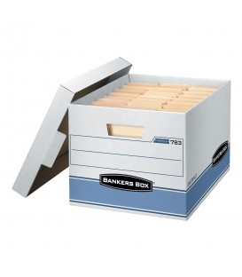 BANKERS BOX® HEAVY DUTY, STORAGE™ BOXES