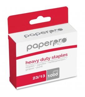 PAPERPRO® PREMIUM HEAVY-DUTY STAPLES, 3,000 STAPLES PER BOX