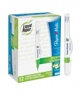 PAPER MATE® LIQUID PAPER® ALL-PURPOSE CORRECTION, PEN