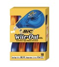 BIC® WITE-OUT® EZ CORRECT CORRECTION TAPE, WHITE