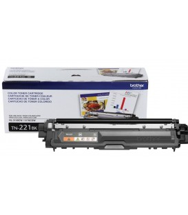 BROTHER® TN-221 BLACK TONER CARTRIDGE