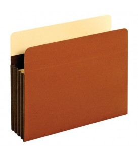 "PENDAFLEX HEAVY DUTY FILE POCKETS, LETTER SIZE, 3.5"" EXPANSION"