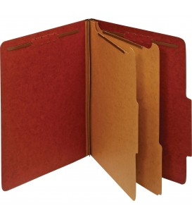 PENDAFLEX® 2-DIVIDER RECYCLED CLASSIFICATION FOLDERS