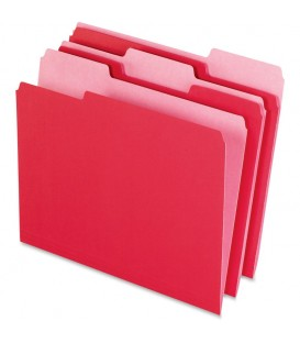 PENDAFLEX® FILE FOLDERS, LETTER SIZE, COLORS