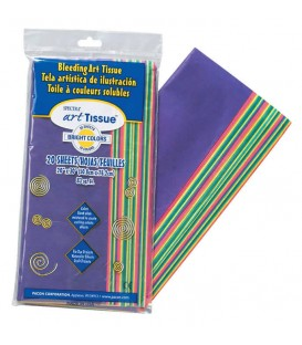 SPECTRA® ART TISSUE™ ASSORTED COLOR, DELUXE