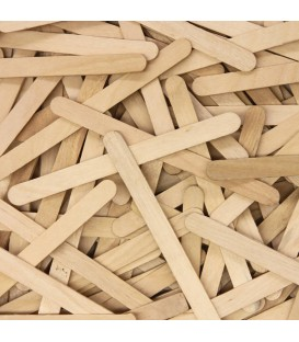 CREATIVITY STREET® WOODCRAFTS, NATURAL CRAFT STICK