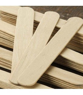 CREATIVITY STREET® WOODCRAFTS, NATURAL CRAFT STICKS  JUMBO