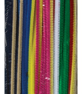 CREATIVITY STREET® CHENILLE STEMS, REGULAR PACK OF 100 PCS