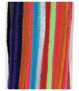 CREATIVITY STREET® CHENILLE STEMS, REGULAR PACK OF 50 PCS