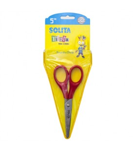 SOLITA® KIDS BLUNT END SCISSORS 5""