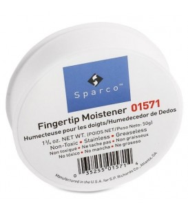 SPARCO™ GREASELESS FINGERTIP MOISTENER