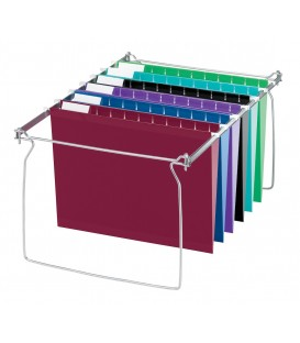 PENDAFLEX® ESSELTE® HANGING FOLDER & FRAME, 1 KIT LETTER SIZE, HANGING COLORED