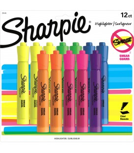 SHARPIE® ACCENT® HIGHLIGHTER CHISEL POINT STYLE