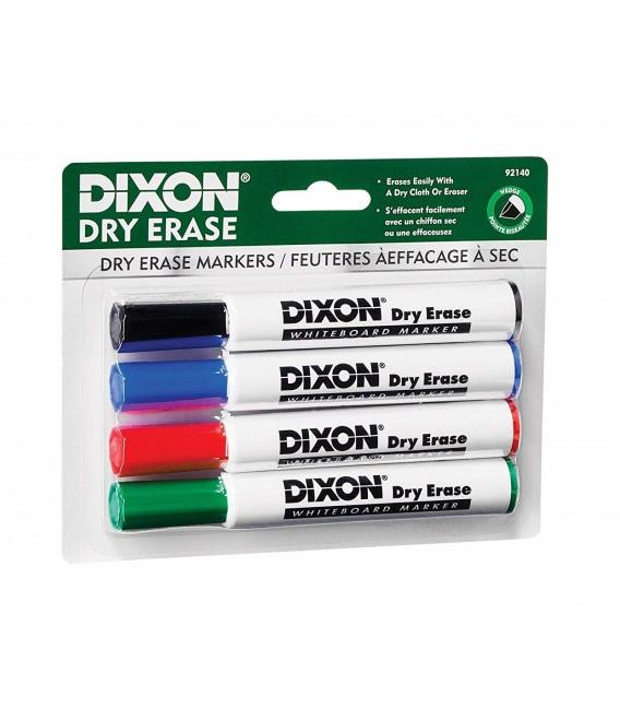 DIXON® DRY ERASE WHITEBOARD MARKER, 1 EACH