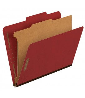 PENDAFLEX® 1-DIVIDER RECYCLED CLASSIFICATION FOLDERS