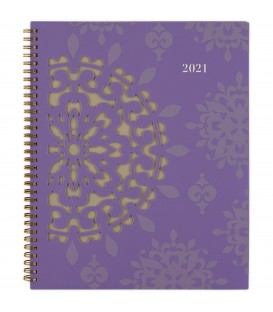 AT-A-GLANCE® VIENNA WEEKLY/MONTHLY PLANNER, 1 EACH