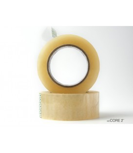 "PACKING TAPE 2"" X 110 YDS, CLEAR, HEAVY-DUTY"