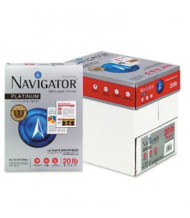 "NAVIGATOR® PREMIUM INKJET MULTIPURPOSE™ 8 1/2"" X 11"", 99% BRIGHT, CASE"