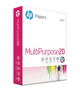 "HP® MULTI-PURPOSE COPY PAPER, 8 1/2"" X 11"" 96% BRIGHT, REAM"
