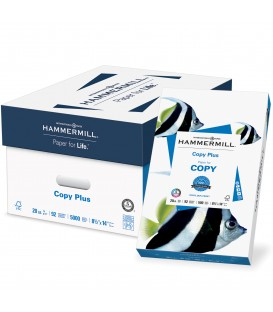 "HAMMERMILL® COPY PLUS™ LEGAL COPY PAPER, 8 1/2"" X 14"", CASE"