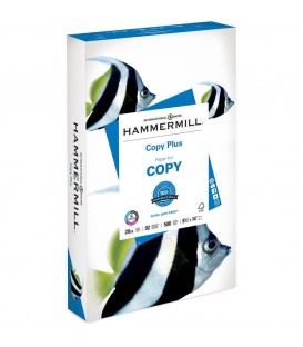 "HAMMERMILL® COPY PLUS™ LEGAL COPY PAPER, 8 1/2"" X 14"", REAM"