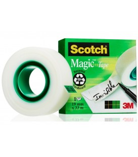 "SCOTCH® MAGIC™ TAPE, 3/4"" X 1,296"", 1 PACK"