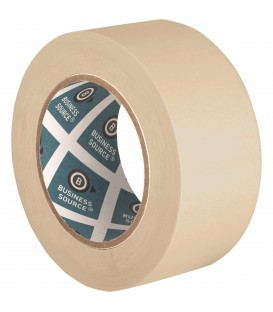 "BUSINESS SOURCE® MASKING TAPE, 2"" X 60 YD, 1 ROLL"
