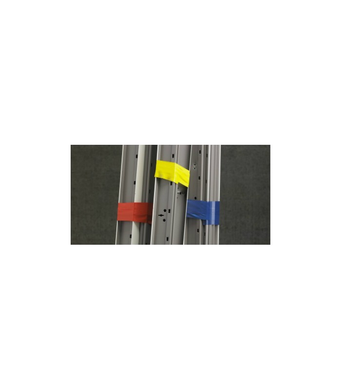 1pcs 6061 T6 Aluminum Square Tube 30mm x 30mm x 3mm Wall x 500mm long #VZS7