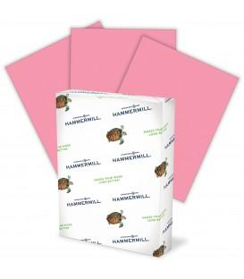 HAMMERMILL® SUPER-PREMIUM PAPER, CHERRY COLOR, 500 SHEETS/REAM