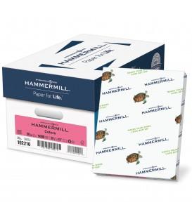 HAMMERMILL® SUPER-PREMIUM PAPER, CHERRY COLOR, 5000 SHEETS/CASE