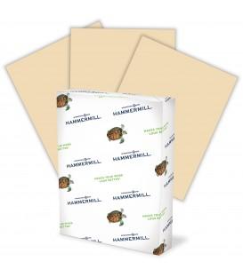 HAMMERMILL® SUPER-PREMIUM PAPER, TAN COLOR, 500 SHEETS/REAM