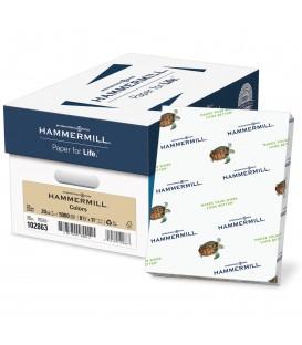 HAMMERMILL® SUPER-PREMIUM PAPER, TAN COLOR, 5000 SHEETS/CASE