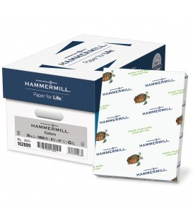 HAMMERMILL® SUPER-PREMIUM PAPER, GRAY COLOR, 5000 SHEETS/CASE
