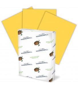 HAMMERMILL® SUPER-PREMIUM PAPER, GOLD COLOR, 500 SHEETS/REAM
